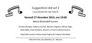 Suggestioni dal set 2 - Invito