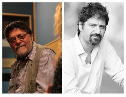 Carlo Valli e Riccardo Lombardo